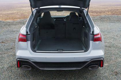 2020 Audi RS6 Avant - UK version 72