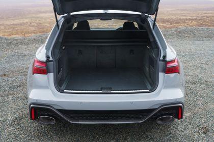 2020 Audi RS6 Avant - UK version 73