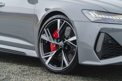 2020 Audi RS6 Avant - UK version 76