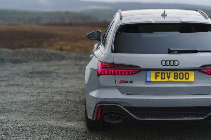 2020 Audi RS6 Avant - UK version 98