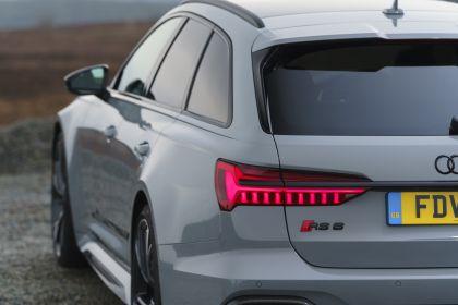 2020 Audi RS6 Avant - UK version 101