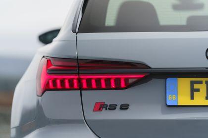 2020 Audi RS6 Avant - UK version 104