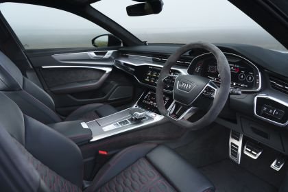2020 Audi RS6 Avant - UK version 112