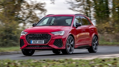 2020 Audi RS Q3 - UK version 8