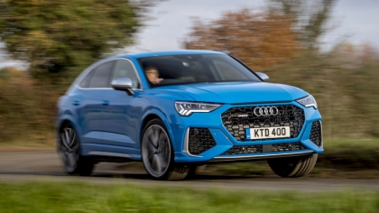 2020 Audi RS Q3 Sportback - UK version 2