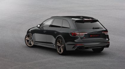 2020 Audi RS 4 Avant Bronze edition - UK version 3