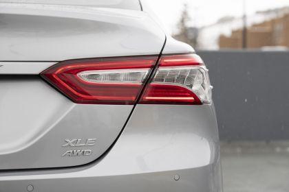 2021 Toyota Camry XLE AWD 11