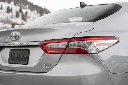 2021 Toyota Camry XLE AWD 12