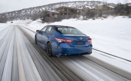2021 Toyota Camry XSE AWD 5
