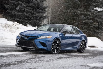 2021 Toyota Camry XSE AWD 9