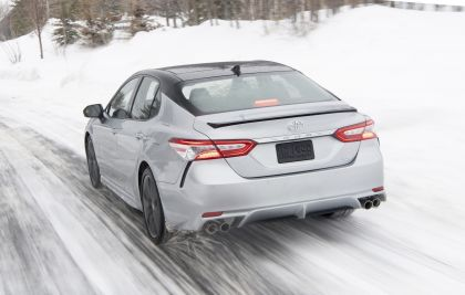 2021 Toyota Camry XSE AWD 13