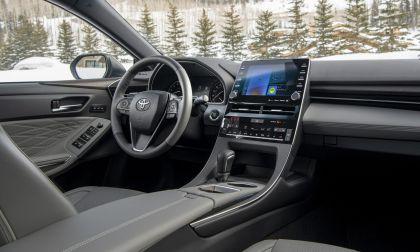 2021 Toyota Avalon Limited AWD 12
