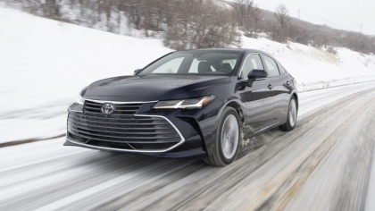 2021 Toyota Avalon Limited AWD 3
