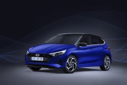 2021 Hyundai i20 1