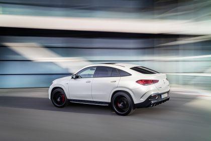2020 Mercedes-AMG GLE 63 S 4Matic+ coupé 3