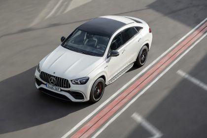 2020 Mercedes-AMG GLE 63 S 4Matic+ coupé 11