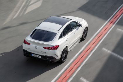 2020 Mercedes-AMG GLE 63 S 4Matic+ coupé 12
