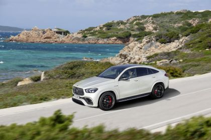 2020 Mercedes-AMG GLE 63 S 4Matic+ coupé 13