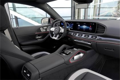 2020 Mercedes-AMG GLE 63 S 4Matic+ coupé 25