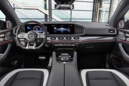 2020 Mercedes-AMG GLE 63 S 4Matic+ coupé 26