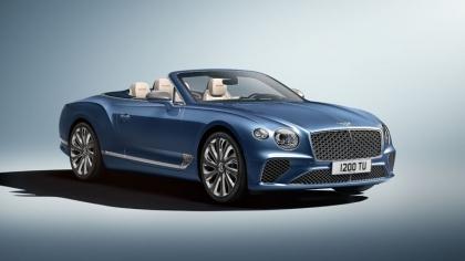 2020 Bentley Continental GT Mulliner convertible 2