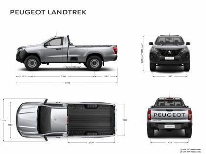 2020 Peugeot Landtrek 38