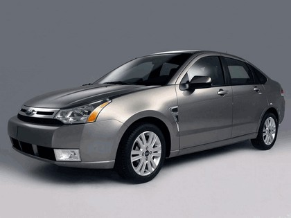2008 Ford Focus SEL 4