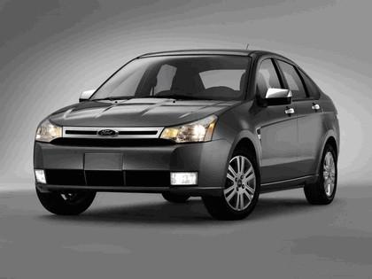 2008 Ford Focus SEL 8