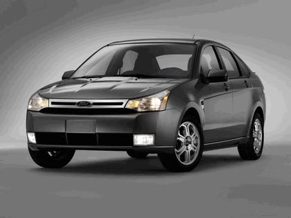 2008 Ford Focus SEL 9