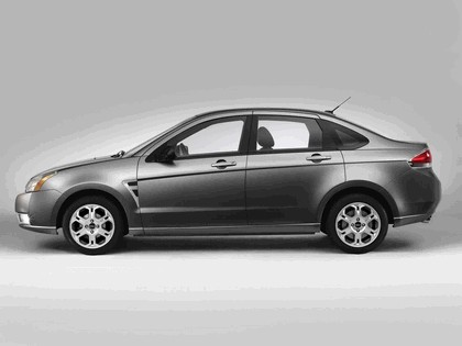 2008 Ford Focus SEL 11