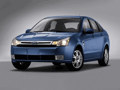 2008 Ford Focus SEL 23