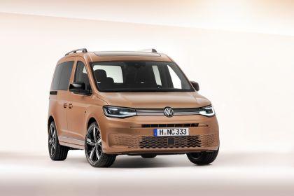 2021 Volkswagen Caddy 1