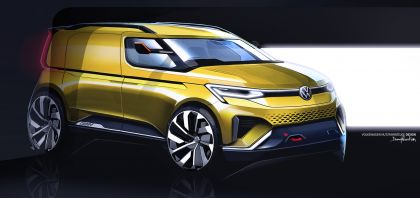 2021 Volkswagen Caddy 4