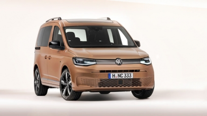 2021 Volkswagen Caddy 8