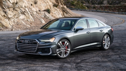 2020 Audi S6 - USA version 1