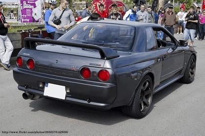1995 Nissan Skyline GT-R R32 by Nismo 25
