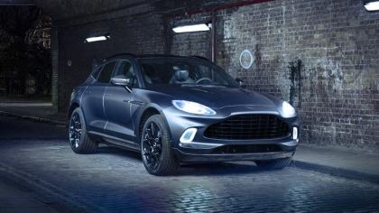 2020 Aston Martin DBX by Q 2