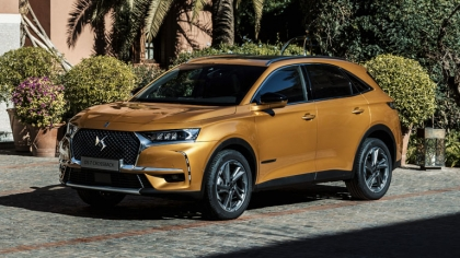 2020 DS 7 Crossback 8