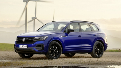 2020 Volkswagen Touareg R 6
