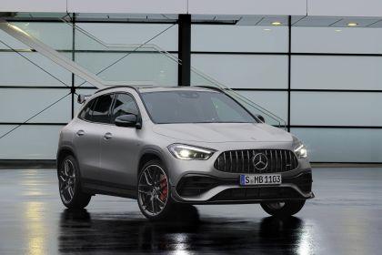 2020 Mercedes-AMG GLA 45 S 4Matic+ 1