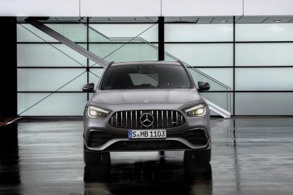 2020 Mercedes-AMG GLA 45 S 4Matic+ 4