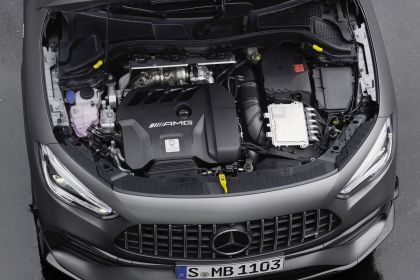 2020 Mercedes-AMG GLA 45 S 4Matic+ 19