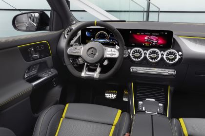 2020 Mercedes-AMG GLA 45 S 4Matic+ 22