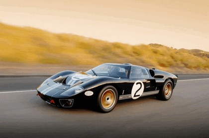 2008 Ford GT40 Shelby 85th commemorative 1