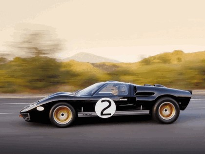 2008 Ford GT40 Shelby 85th commemorative 2
