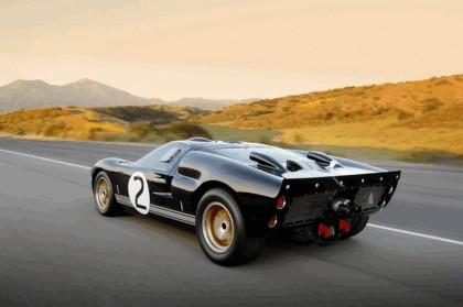 2008 Ford GT40 Shelby 85th commemorative 3