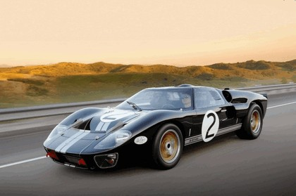 2008 Ford GT40 Shelby 85th commemorative 4