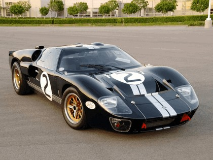 2008 Ford GT40 Shelby 85th commemorative 5
