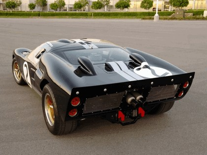 2008 Ford GT40 Shelby 85th commemorative 6