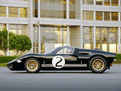 2008 Ford GT40 Shelby 85th commemorative 8